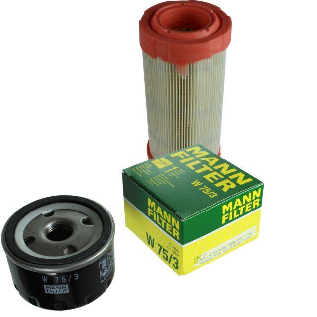 MANN-Filter Set Ölfilter Luftfilter Inspektionspaket MOL-9694429