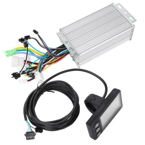 24-60V 350-1000W Electric Scooter E Bike Brushless Speed Controller Panel Kit