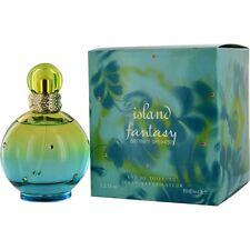 ISLAND FANTASY by Britney Spears 3.4 3.3 oz 100 ml Women Perfume EDT Spray NIB