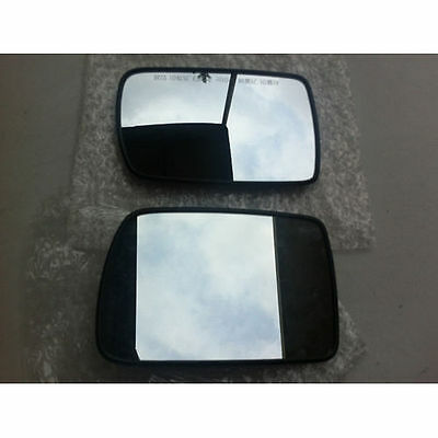 Side Mirror Glass Convex Heated RIGHT Fits KIA Morning Picanto 2011