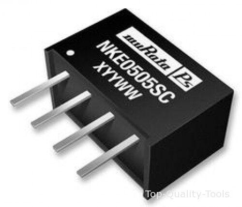 Sil Convertidor Dc // DC 1w 5v MPN: nke0505sc Murata Power Solutions