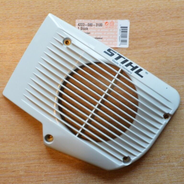 Genuine STIHL TS400 Ventilador Cubierta 4223 080 3100 seguimiento post