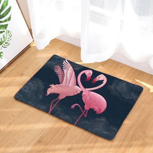 Eg /_ Zimmerantenne Mode Flamingo Rutschfest Fußabtreter Fußmatte Küche