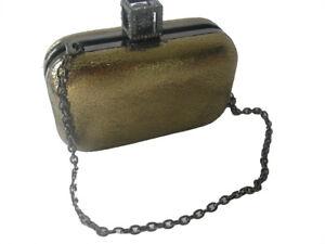 metallo fibbia con Bourne Crystal Alicia oro a Diamante in gioiello tracolla Borsa in xvwpq7Ccf
