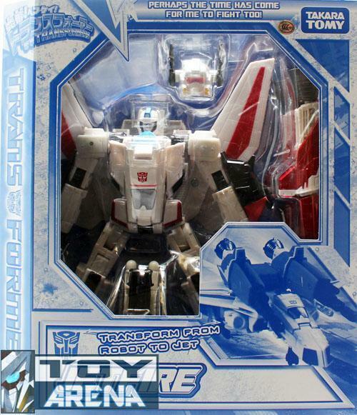 Transformers Henkei Clásico Skyfire Jetfire exclusivo Cybertron con 2013
