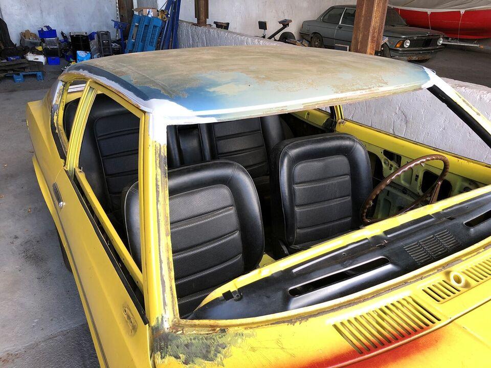 Ford Taunus, 2,6 20M RS, Benzin