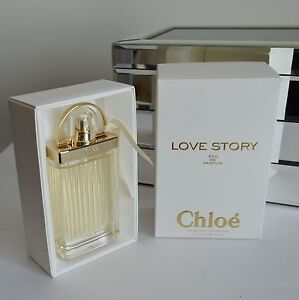 Chloé Love Story Eau De Parfum Femme 75ml Ebay