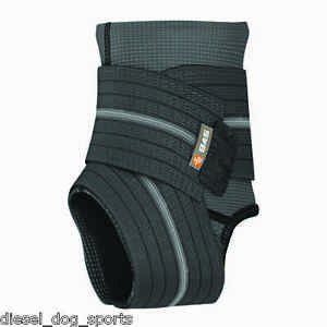 SHOCK-DOCTOR-845-ANKLE-BRACE-SLEEVE-WITH-COMPRESSION-STRAPS-Level-2-Support