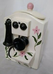 Vintage-Old-Telephone-Cookie-Jar