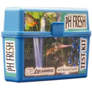 Ph test kit for freshwater aquariums and fish tanks ebay for How to lower ph in fish tank