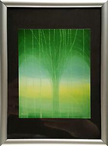 PRINT-OF-ORIGINAL-PAINTING-034-OASIS-034-MARACHOWSKA-ART-FRAME-WITH-GLASS