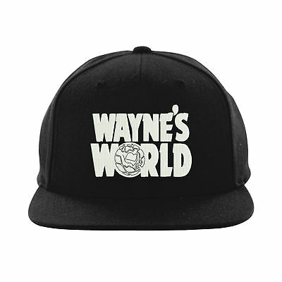 b4135341355 Wayne s World Snapback