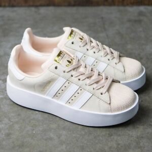 8f5acbc303f4 Image is loading adidas-Originals-Superstar-Bold-W-CG2886-Women-039-