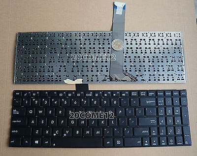 NEW FOR ASUS X550CA X550CC X550DP X550VB X550VC Keyboard US Black No Frame