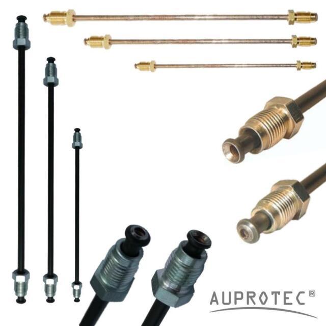 Bremsleitung Stahl oder Kupfer einbaufertig gebördelt Ø 4,75mm oder 6,00mm PKW