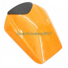 Orange HRC Rear Seat Cover Cowl Tail Panel for Honda CBR1000RR 2008-11 12 13 14