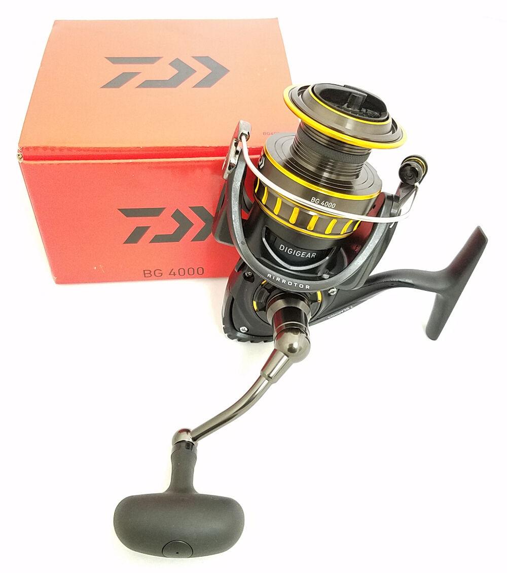 Daiwa Bg Spinning Reels 1500-4000 Models- - Select Models- 1500-4000 Daiwa Saltwater Fishing Reels 2b7888