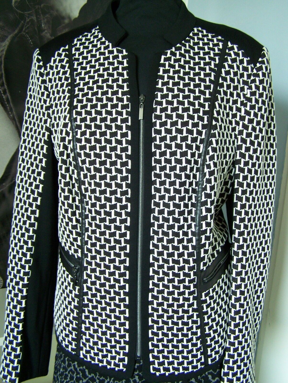 Gerry Weber Blazer, Neuf, Taille 42, Jersey - 68% coton
