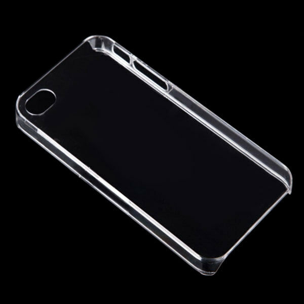 Ultra Thin Crystal Transparent Clear Hard Case Cover Skin For iphone 5c