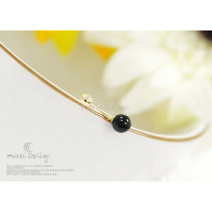 Symbol Of The Brand 14k Gold Earring Black Onyx Stud Ear 20g Piercing Tragus Helix Cartilage Jewelry Wide Varieties Body Piercing Jewelry Jewelry & Watches