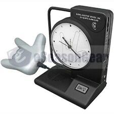 ILY-450 + LY45, Loud Alarm Clock + Bed Vibrating Shaker, Sonic/Boom/Bomb/Alert