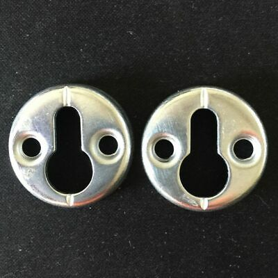 10-50 Keyhole hanger 30 x 6.5mm Round recessed insert hangers picture//mirror//Bed