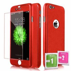 cover iphone 6 rossa