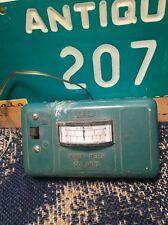VTG EBE DC Amps HOBBY Meter 1-0-1 & .2-0-.2 FL US MODEL TRAIN Railroad Car Works