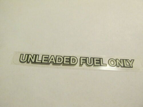 Toyota Celica MR2 Sticker Decal Unleaded Fuel