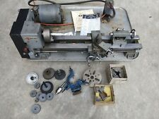 Atlas Lathe Good Condition Runs Great Lots Of Tooling Complete Setup