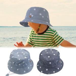 Toddler Infant Kid Sun Cap Summer Outdoor Baby Girls Boy Summer Sun Hat Cap