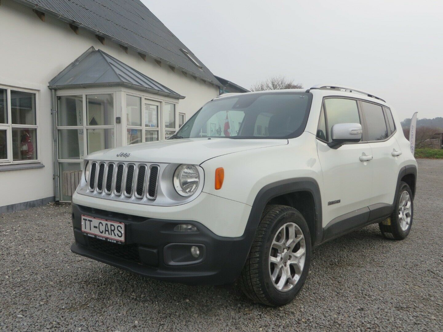 Jeep Renegade 1,4 M-Air 170 Limited aut. AWD 5d