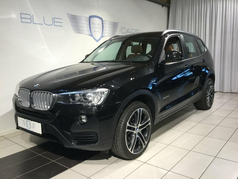 BMW X3 3,0 xDrive30d aut. 5d - 520.000 kr.