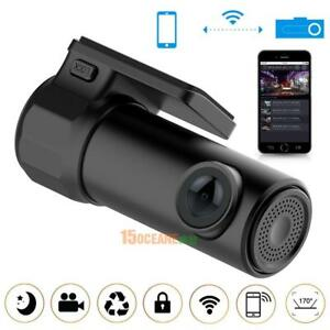 1080P-HD-Auto-Kamera-Dashcam-WIFI-KFZ-Video-Camera-Recorder-Uberwachung-G-Sensor