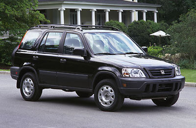 HONDA CRV 1997-2002 WORKSHOP SERVICE REPAIR MANUAL