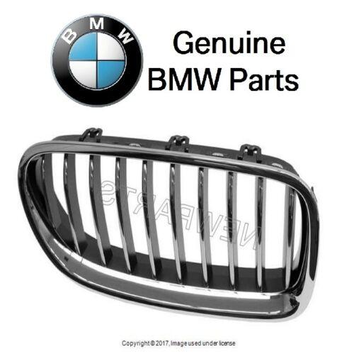 For BMW F10 528i 535d 535i 550i 2014-2016 Front Passenger Right Grille Genuine