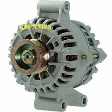 HIGH OUTPUT ALTERNATOR Fits FORD ESCAPE MAZDA TRIBUTE 3.0L V6 2001-2004 200AMP