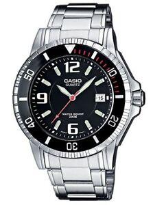 Casio-MTD-1053D-1A-Orologi-Uomo-con-data-200-m-Nuovo