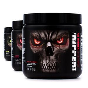 JNX The Ripper Extreme Thermogenic Fat Burner & Appetite Suppressant (30 srv)