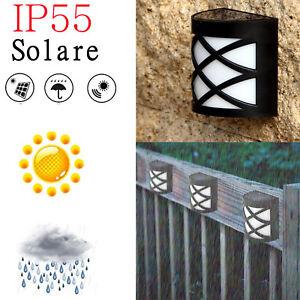 4-8-LAMPADA-LED-SOLARE-DA-ESTERNO-GIARDINO-FARETTO-FOTOVOLTAICO-CON-SENSORE-LUCE