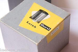 Durst Latub - EMPTY BOX from Enlarging Lens Mount - USED D83
