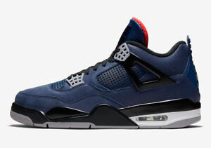 Nike-AIR-JORDAN-4-WINTERIZED-034-Loyal-Blue-034-Trainers-Limited-Stock-All-Sizes