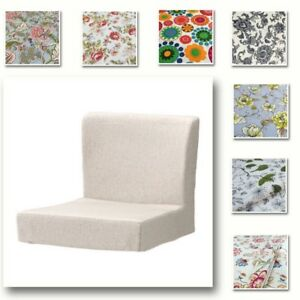 Groovy Details About Custom Made Armchair Cover Fits Ikea Henriksdal Bar Stools Patterned Fabrics Ibusinesslaw Wood Chair Design Ideas Ibusinesslaworg