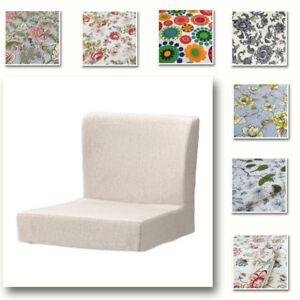 Custom Made Armchair Cover Fits Ikea Henriksdal Bar Stools