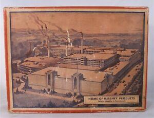 Début des années 1930 Maison de Hershey Chocolate Publicité Boutique Affichage Factory Box #40-afficher le titre d`origine s3kYjhZ4-09164452-683904136