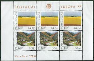 Portugal CEPT BLOC Nº 20 ** cachet 1360 - 1361 X Europe Michel 40,00 € Neuf sans charnière