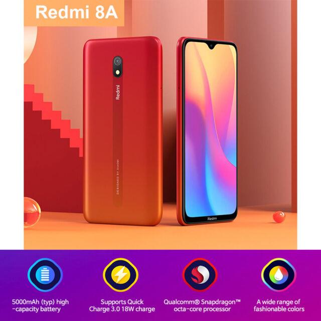 Xiaomi Redmi 8A 32GB ROM 3GB RAM Smartphone 6.22in 5000mAh 12MP Camera Octa Core
