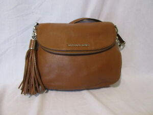 140e7dcea563 Image is loading Michael-Kors-Medium-Bedford-Tassel-Convertible-Shoulder-Bag -