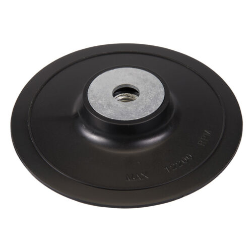 Genuine Silverline ABS Fibre Disc Backing Pad 115mm609877
