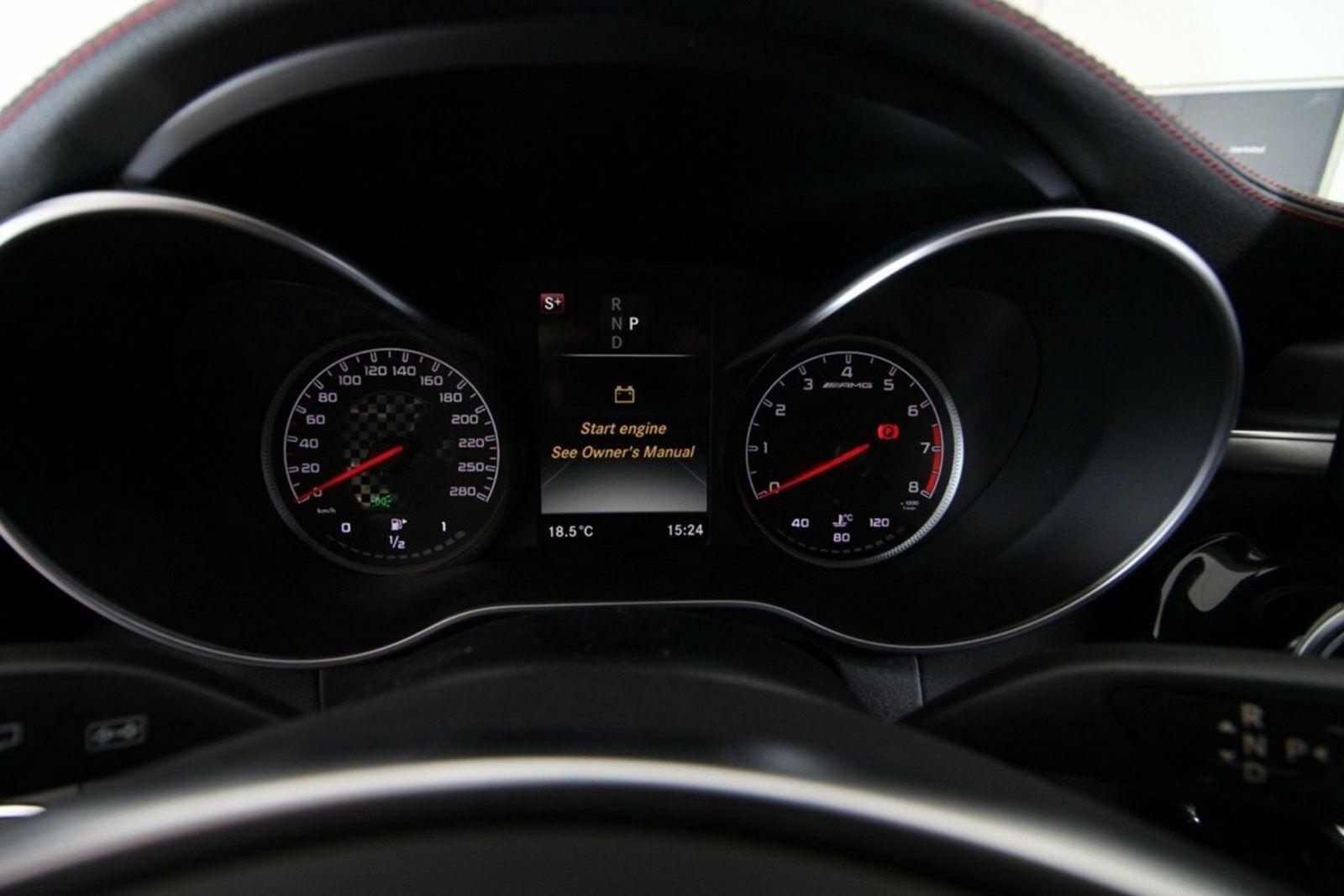 Mercedes C43 AMG stc. aut. 4-M